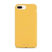 Wheat Yellow Biodegradable iPhone 8 Plus Case
