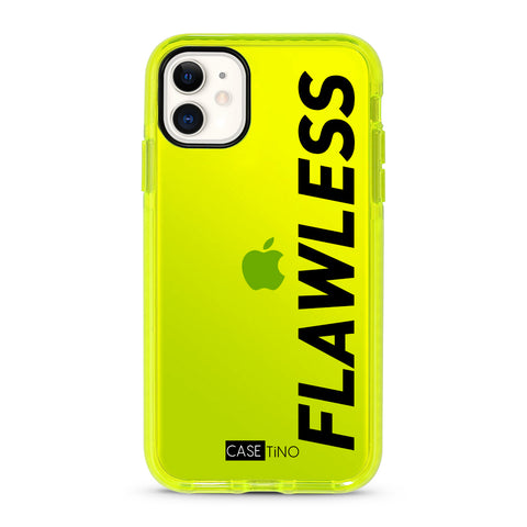 Flawless Fluorescent iPhone 11 Case
