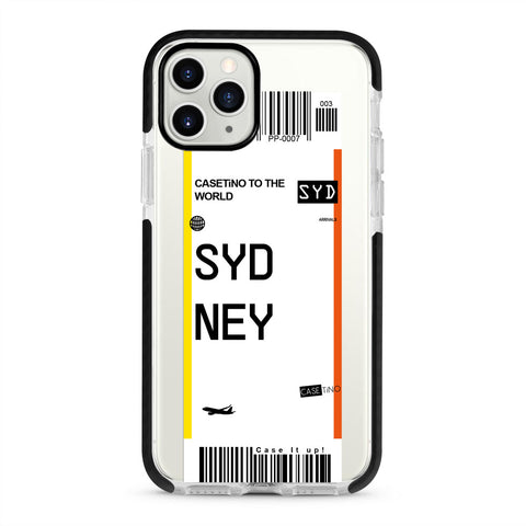 Sydney Frequent Flyer iPhone 11 Pro Max Case