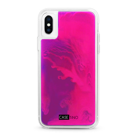 Celebrity Neon Sand iPhone X, XS and XS Max Case