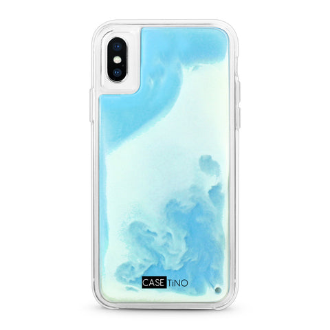 Icy Pole Neon Sand iPhone X, XS and XS Max Case