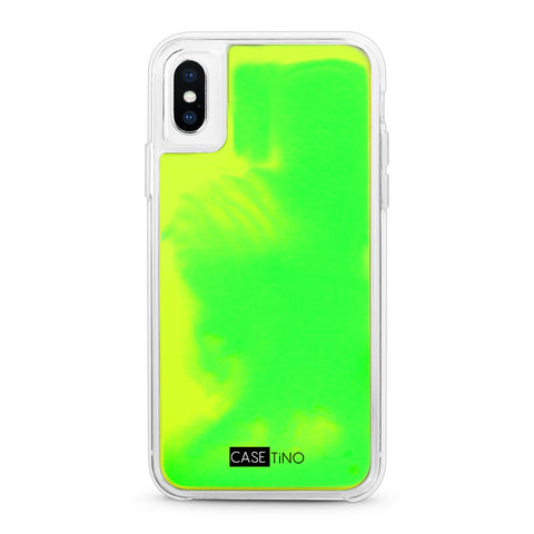 Ripper Neon Sand iPhone X, XS and XS Max Case
