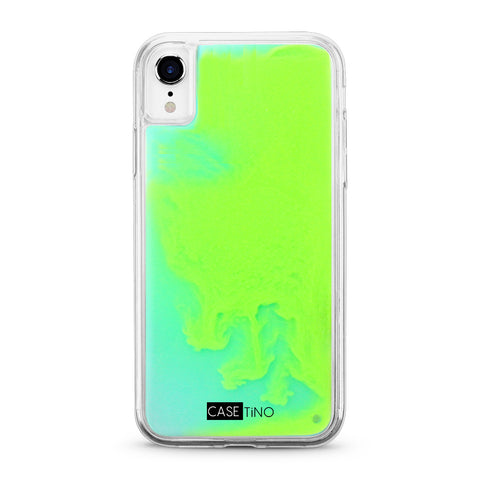 Addiction Neon Sand iPhone XR Case