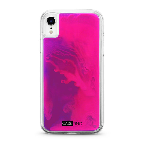 Celebrity Neon Sand iPhone XR Case