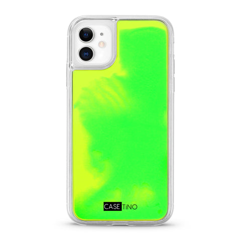 Ripper Neon Sand iPhone 11 Case