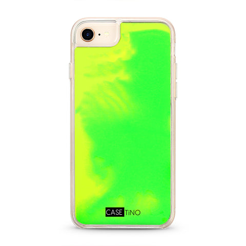 Ripper Neon Sand iPhone SE Case