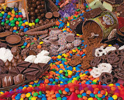 Chocolate Sensation 350 Piece Interlocking Jigsaw Puzzle (Made in the USA)