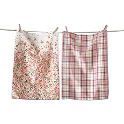 Petals Dishtowel Set of 2
