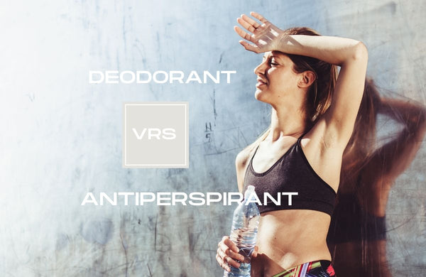 why is antiperspirant, what is the difference between antiperspirant and deodorant,  best deodorant for men and women, aha deodorant