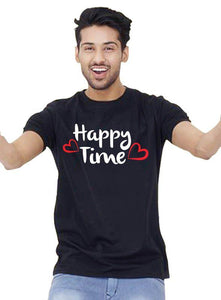 Happy Time Couple T shirt