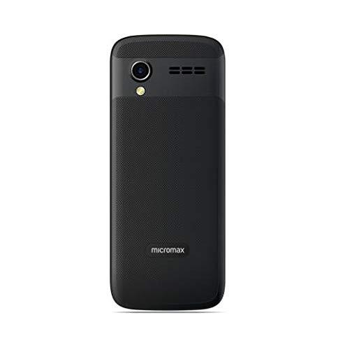 Micromax X742 Black & Red with Power Saving Mode