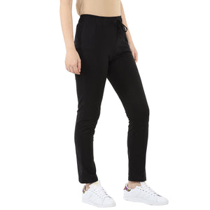 Women's Cotton Track Pants Combo Pack of 2 for Summer