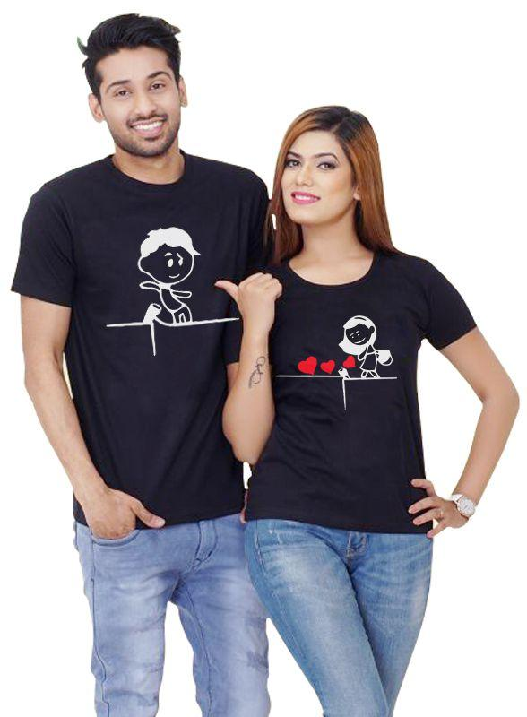 Hum Tum Couple T shirt