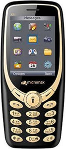 Micromax X1i Power  (Black)