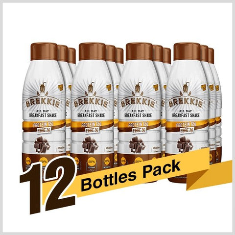 Chocolate flavour– Pack of 12