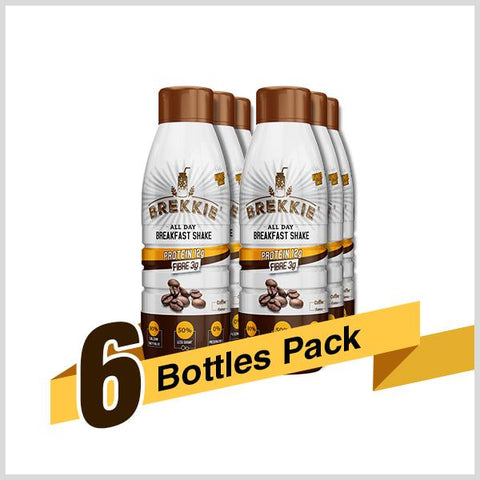 Coffee flavour – Pack of 6