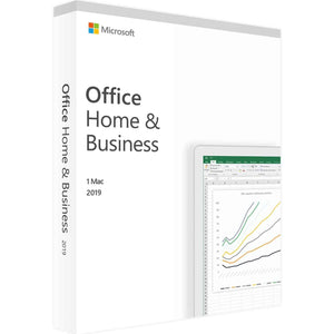 MICROSOFT OFFICE HOME AND BUSINESS 2019 MAC – INSTANT DELIVERY – ORIGINAL KEY!