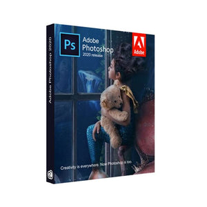 Adobe Photoshop CC 2020 (64 Bit) Full Lifetime