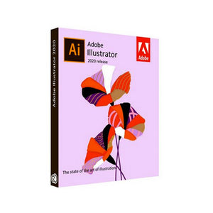 Adobe illustrator CC 2020 (64 Bit) Full Lifetime Pre-Activated License Software