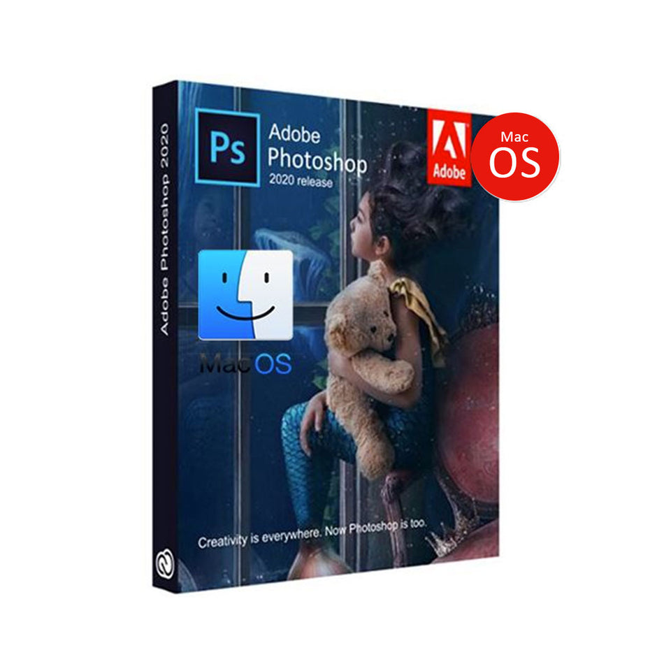 Adobe Photoshop Pro CC 2020 MacOS Full Lifetime