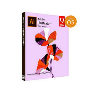 Adobe illustrator CC 2020 MacOS Full Lifetime Pre-Activated License Software
