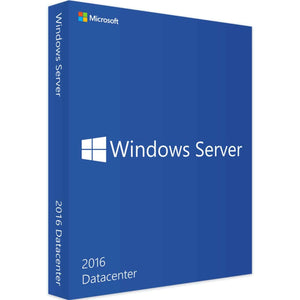 MICROSOFT WINDOWS SERVER 2016 DATACENTER – INSTANT DELIVERY – ORIGINAL KEY!
