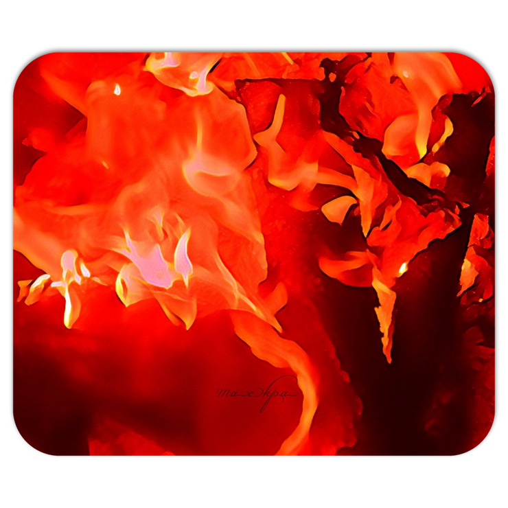 Mousepads Abstract - Fire