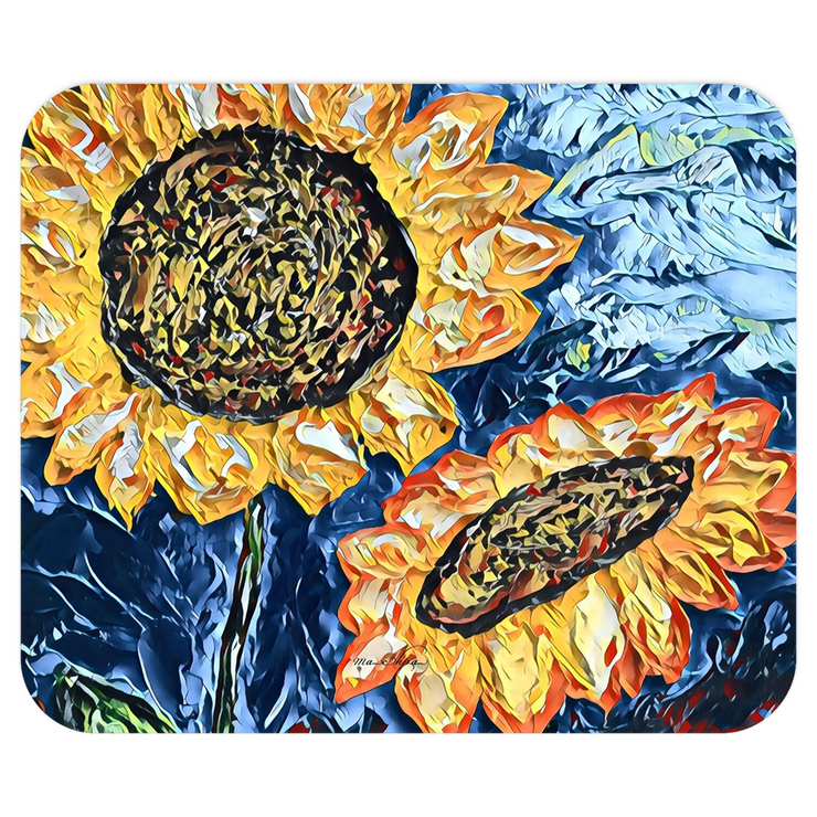 Mousepads Sunflowers - Early Morning