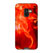 Phone Cases Abstract - Fire