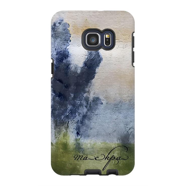 Phone Cases Lupin - Blue Cool Tone