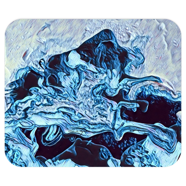 Mousepads Ocean Waves