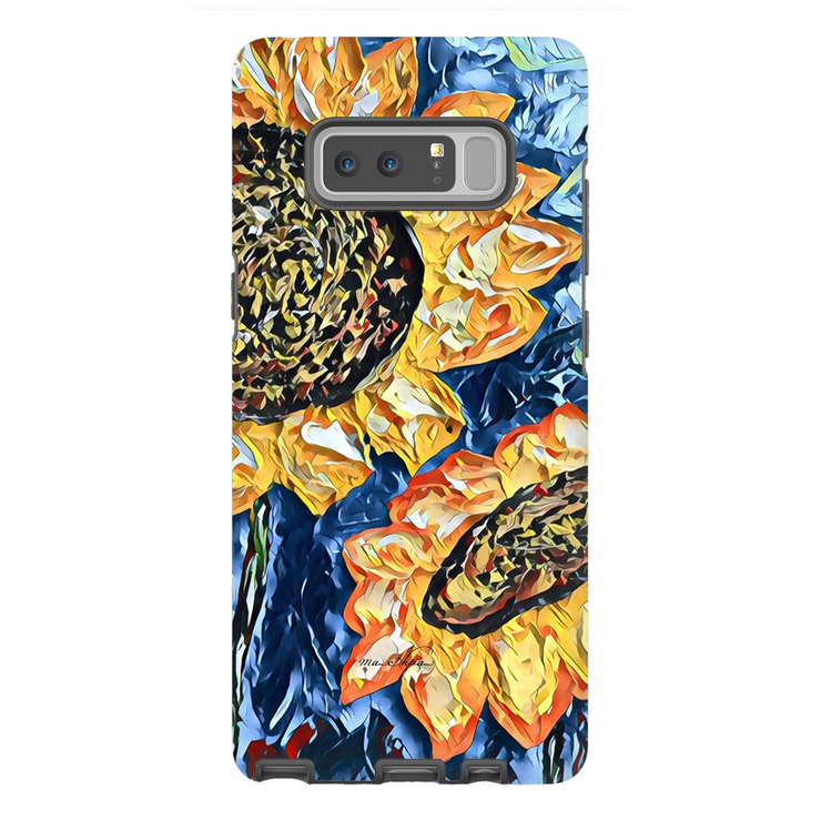 Phone Cases Sunflowers - Early Morning..