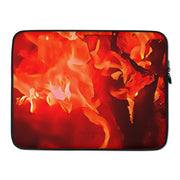 Laptop Sleeve Abstract - Fire