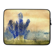 Laptop Sleeve Lupins - Warm Tone