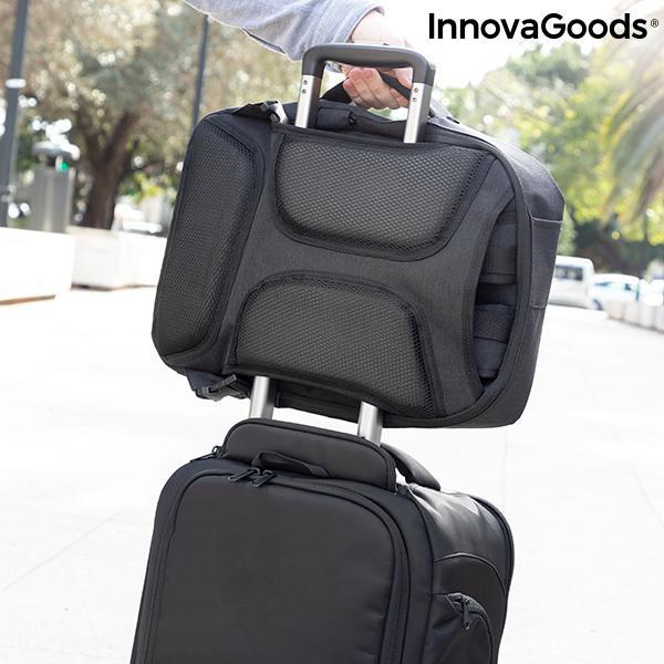 Gadget Cool | Brifty 2-In-1 Anti-Theft Backpack-Overnight Case - LimitedRetail® Here Today; Gone Today. Get It, Whilst It's Still Here!