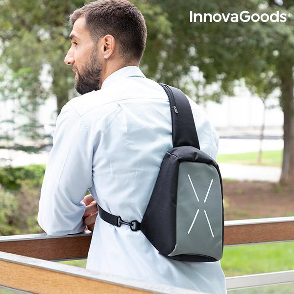 Gadget Cool | Cross-Over Anti-Theft Backpack - LimitedRetail® Here Today; Gone Today. Get It, Whilst It's Still Here!