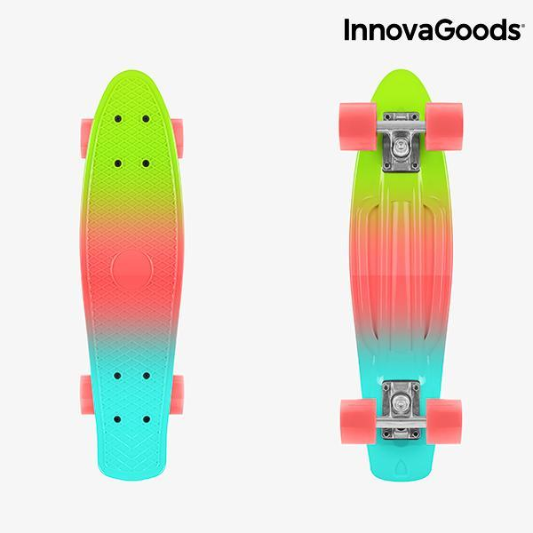 Gadget Cool | Cruiser Skateboard (4 Wheels) - LimitedRetail® Here Today; Gone Today. Get It, Whilst It's Still Here!