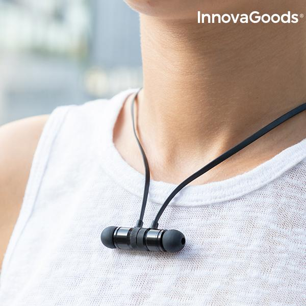 Gadget Tech | Magnetic Wireless Headphones - LimitedRetail® Here Today; Gone Today. Get It, Whilst It's Still Here!