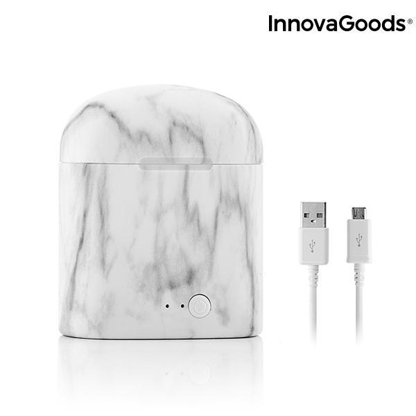 Gadget Tech | Smartpods M Marble Wireless Headphones - LimitedRetail® Here Today; Gone Today. Get It, Whilst It's Still Here!