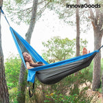 Gadget Travel | Swing & Rest Double Camping Hammock - LimitedRetail® Here Today; Gone Today. Get It, Whilst It's Still Here!
