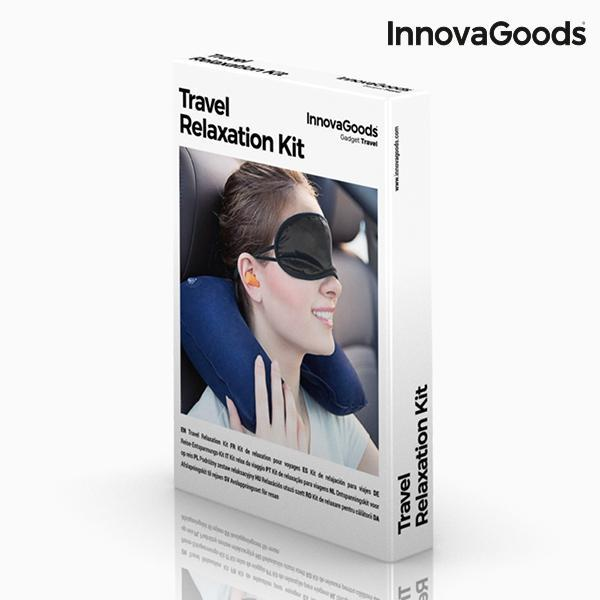 Gadget Travel | Travel Relaxation Kit - LimitedRetail® Here Today; Gone Today. Get It, Whilst It's Still Here!