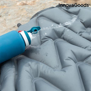Gadget Travel | Ultralight Inflatable Airbed and Pillow - LimitedRetail® Here Today; Gone Today. Get It, Whilst It's Still Here!