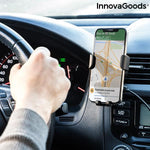 Gadget Travel | Wolder Mobile Phone Holder With Wireless Charger for Cars - LimitedRetail® Here Today; Gone Today. Get It, Whilst It's Still Here!