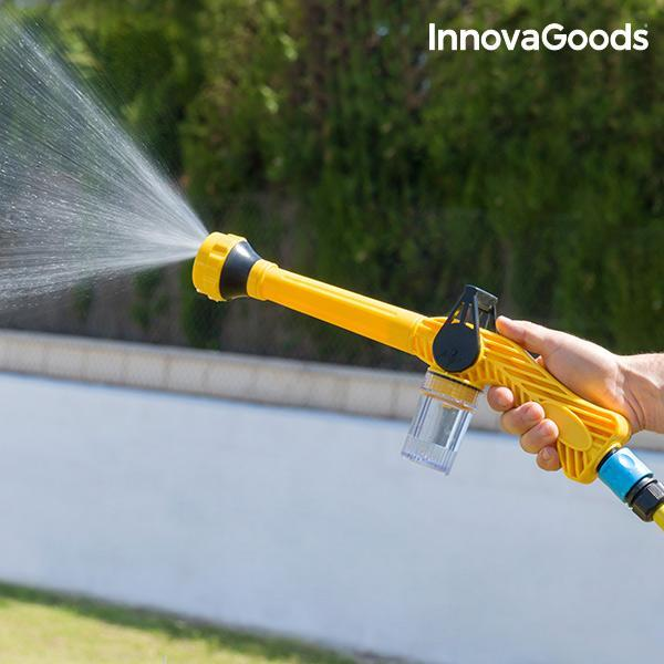 Home Garden | 8-in-1 Water Pressure Gun - LimitedRetail® Here Today; Gone Today. Get It, Whilst It's Still Here!