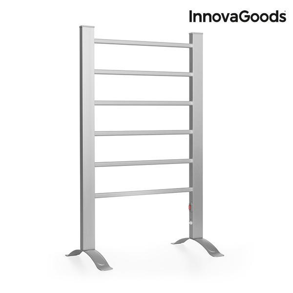 Home Houseware | Electric Towel Rack for Floor or Wall (6 Bars) - LimitedRetail® Here Today; Gone Today. Get It, Whilst It's Still Here!