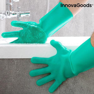 Home Houseware | Multi-Purpose Silicone Gloves - LimitedRetail® Here Today; Gone Today. Get It, Whilst It's Still Here!