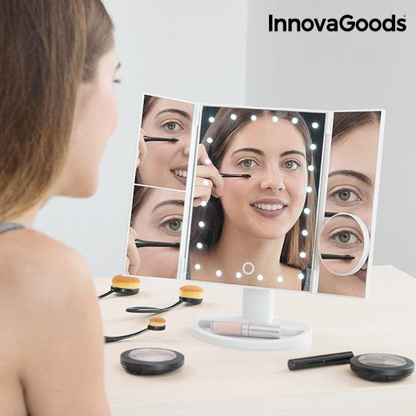 Home LED | 4-in-1 Magnifying LED Mirror - LimitedRetail® Here Today; Gone Today. Get It, Whilst It's Still Here!