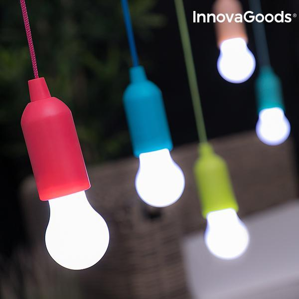 Home LED | Pull-Cord LED Bulb - LimitedRetail® Here Today; Gone Today. Get It, Whilst It's Still Here!