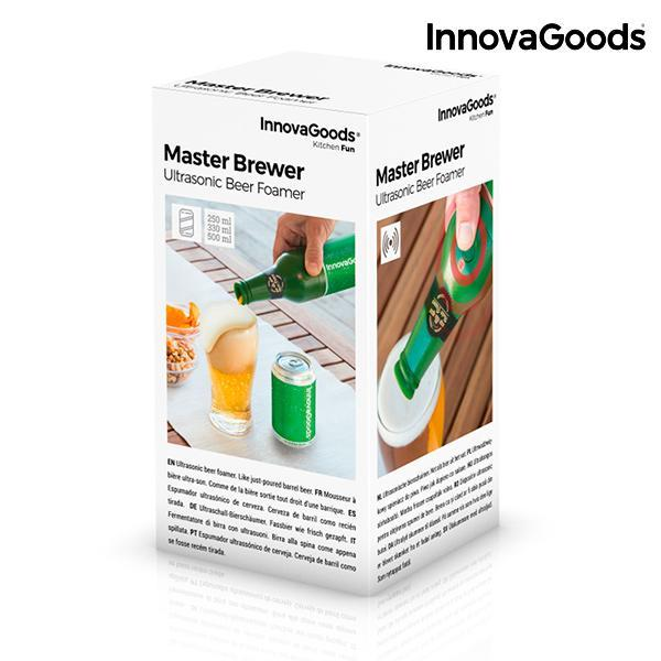 Kitchen Fun | Master Brewer Ultrasonic Beer Foamer - LimitedRetail® Here Today; Gone Today. Get It, Whilst It's Still Here!