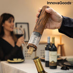 Kitchen Sommelier | Corkout Automatic Rechargeable Wood Effect Corkscrew - LimitedRetail® Here Today; Gone Today. Get It, Whilst It's Still Here!